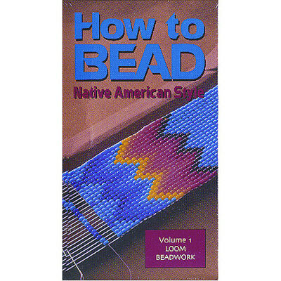 How to Bead Tutorial DVD Series, Select from 5 Styles of Native Beading