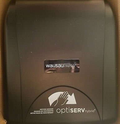 Wausau Motion Sensor Paper Towel Dispenser