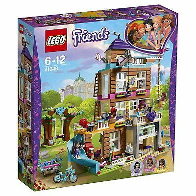 LEGO - FRIENDS - 41340 - La Casa Dell'Amicizia
