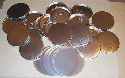"""50-- 2 1/4"""" BADGE-A-MINIT Sized Button Machine Parts **Priority Shipping*"""