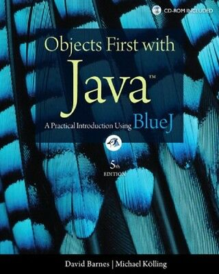 [PDF] Objects First with Java A Practical Introduction Using BlueJ 5th Edition