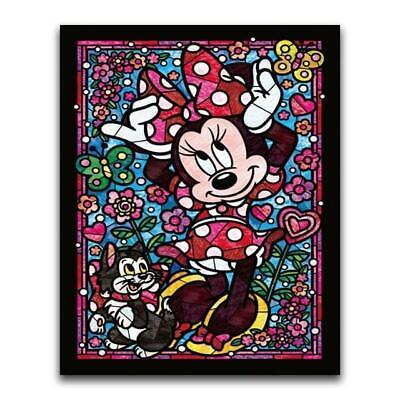 5D Diamond Painting Doctor /& Nurse Mickey and Minnie Mouse Kit