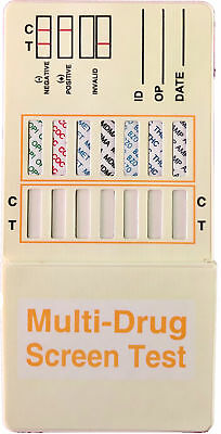 Street Drugs, 7 Drugs In 1. Urine Drug Testing Kit - Drug Test -Drug Testing