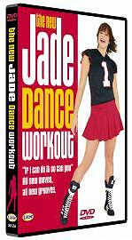 New & Sealed - JADE DANCE WORKOUT DVD FITNESS WEIGHT LOSS EXERCISE