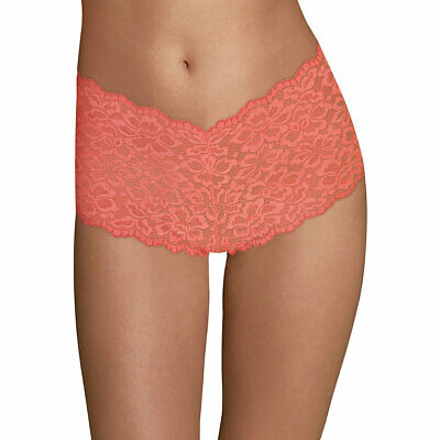41c08f6eb1af Maidenform Sexy Must Haves Lace Cheeky Boyshort Panties - 14 COLORS - 5-9