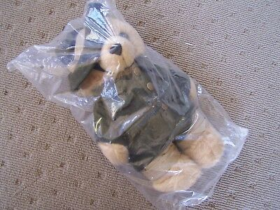 Collectable Careflight Teddy Bear Army Soldier Care Flight