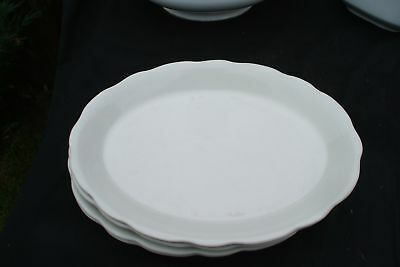 Ironstone Platter Vintage Antique Buffalo Potteries 4 Available