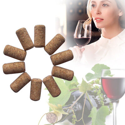 Premium Natural Straight Wine Corks Sealed Wine Bottle Stopper Wooden Plug Cap