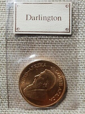 Gold Krugerrand (1 Troy oz )1982