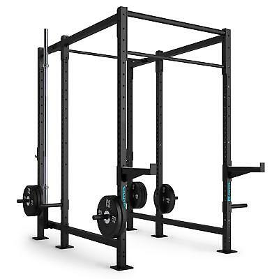 CAPITAL SPORTS Dominate Edition Set 10 Basis Rack Rig 1 x Paire J-Cups muscu