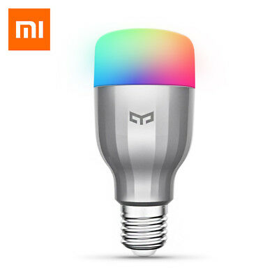 Xiaomi Yeelight Rgbw Smart Ampoule Led Compatible Wifi 16 Million 1700 - 6500K