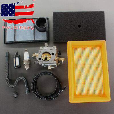 Carburetor F Stihl TS400 Cut Off Saws 4223 120 0652 Tillotson HS-274E Air Filter
