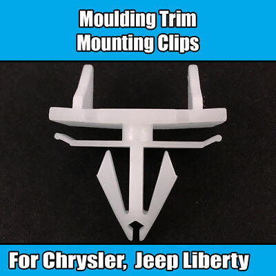 55157069-AB For JEEP LIBERTY Moulding Clips 2002-On 12