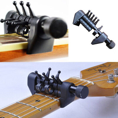 Multifunction Capo Open String Tuning Spider Chords For Acoustic Guitar Strings