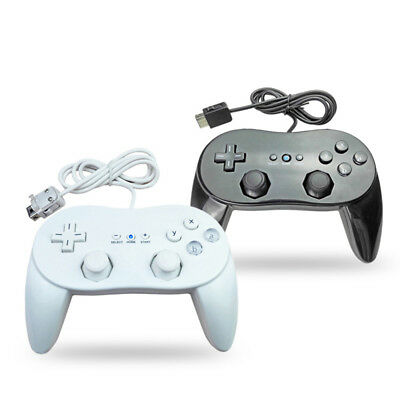 Wired Classic handle Controller Pro Gamepad for Wii Remote Console Video Game
