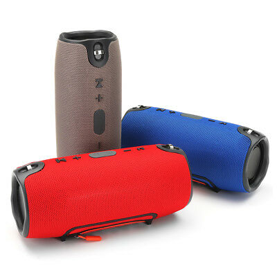 40W Wireless Bluetooth Speaker Portable Outdoor Super Bass Stereo USB FM Radio