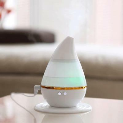 200ml Aroma Diffuser Ultraschall Luftbefeuchter USB Humidifier with 7 Farben LED