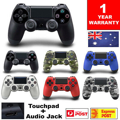 Wireless Bluetooth DualShock Playstation 4 Controller For Sony PS4 Gamepad