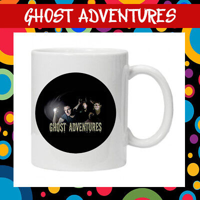 GHOST ADVENTURES - 11oz MUG - A GREAT GIFT FOR ANY FAN