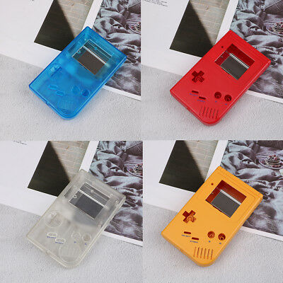 Luminous full housing shell case for game-boy classic for gb dmg gbo shell Pip