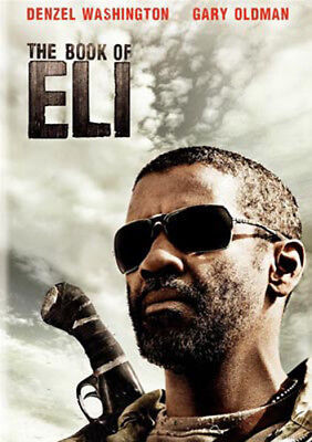 The Book of Eli DVD NEW