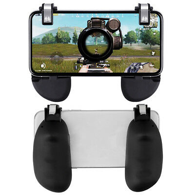 Agoz Phone Game Controller Trigger Shoot Aim L1R1 PUBG Mobile Joystick for Apple