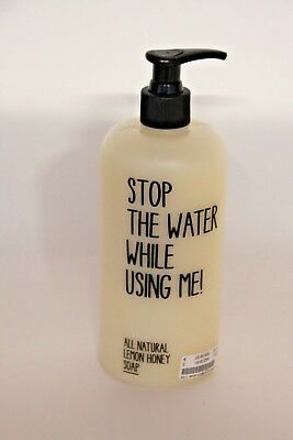 Stop the Water While Using Me! Seife  500 ml