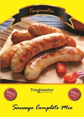 Currywurst Sausage Complete Mix - 500g