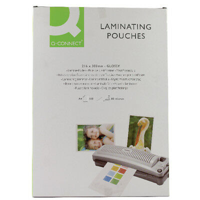A4 Quality Laminating Pouches 150 Micron Choose From 10, 50, 100, 500, 1000