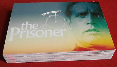 THE PRISONER - COMPLETE BASE SET 36 Cards - Unstoppable Cards 2018