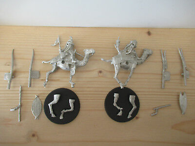 Games Workshop Citadel Lord of the Rings Lotr Mahud Raider Metal