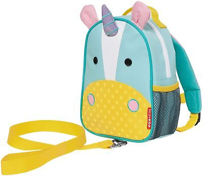 Skip Hop ZOOLET MINI BACKPACK WITH REINS - UNICORN Kids Clothes Bags BNIP