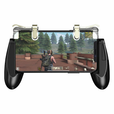 Phone Gaming Controller Shooter Trigger PUBG Game Gamepad for Android iOS
