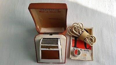 RASOIO REMINGTON ROLL-A-MATIC 25 - anni  60