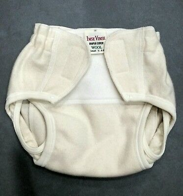 Wool nappy cover by Imse Vimse SMALL 5-8kg BRAND NEW