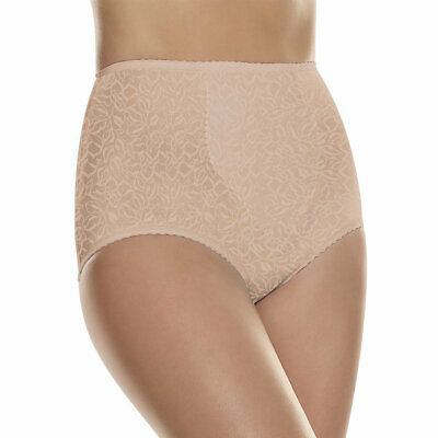 2-Pack Hanes Light Control with Tummy Panel Brief Panties - Shapewear - M-6XL