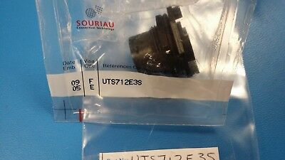 (1 Pc) Uts712E3S Souriau Conn Rcpt Fmale 3Pos Solder Cup Rohs