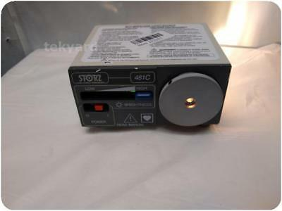 Karl Storz 481C Miniature Light Source @ (213251)