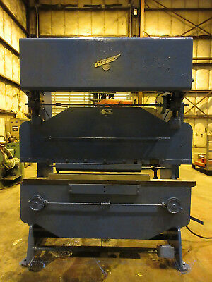 DI-ACRO HYDRA-POWER PRESS BRAKE 35 TON x 6 FT.