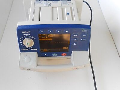 Agilent Heartstream XL Smart Biphasic Defib.Including ECG and Printer Options.