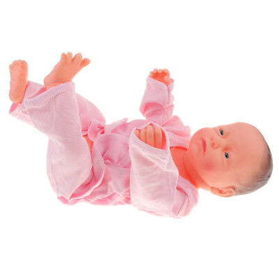 """Realistic 20"""" Anatomically Correct Vinyl Baby Boy Doll Weighted Infant Dolls"""
