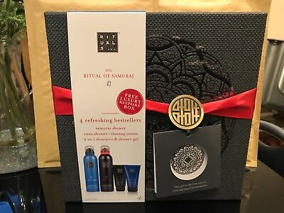 Rituals The Ritual of Samurai - Refreshing 2018 gift Set