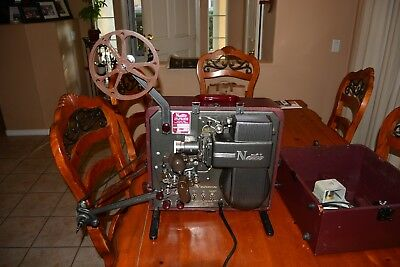 Natco 16mm Sound Motion Picture Projector Model 3030-1