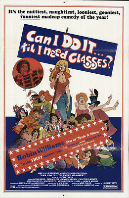 Can I Do it 'Till I Need Glasses? 1977 27x41 Orig Movie Poster FFF-63859