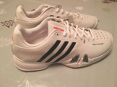 NEW Adidas AdiPower Barricade Mens Grass Shoes SIZE 10 1/2