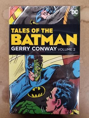 Batman By Gerry Conway Volume 2 Hardcover Sealed New Dc Comics
