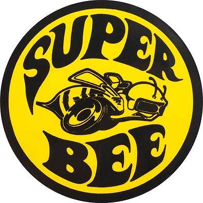 Dodge Super Bee Logo Decal Vinyl Sticker Diecut 4 Stickers