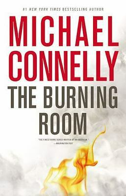Harry Bosch: The Burning Room by Michael Connelly (2014, Hardcover) 1st.