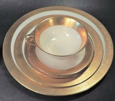 1 FIVE piece place setting LENOX WESTCHESTER DINNER CHINA (MINT)
