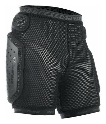 Dainese Hard Shorts E1 Motorcycle Protection Black S/Small